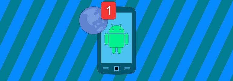 Обложка: Приключения в Android: уведомления пользователей