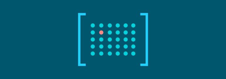Обложка: Алгоритм поиска элемента в отсортированной матрице размером MxN