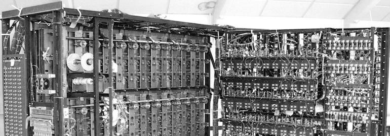Обложка: Факты из истории компьютерного оборудования