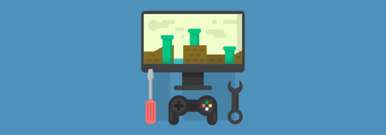 Обложка: Разработка игр и работа с графикой — с чего лучше начинать и на что обратить внимание