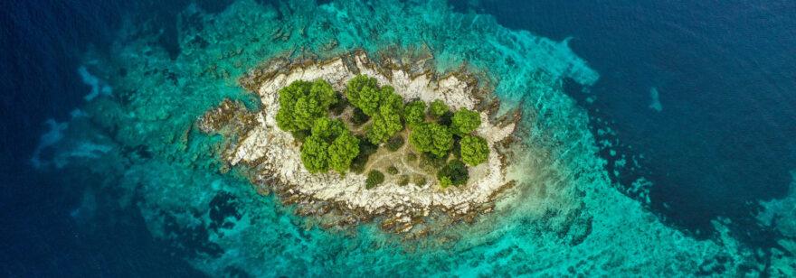Обложка: Сколько дней потребуется, чтобы все голубоглазые уехали с острова?