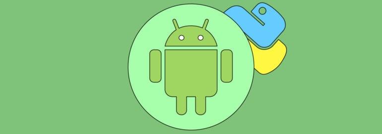 Обложка: Как разрабатывать на Python под Android