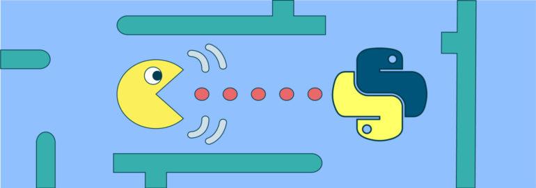 Обложка: Игры, в которых использовался Python