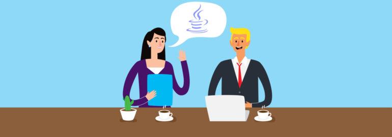 Обложка: 10 интересных вопросов по Java, которые вам могут задать на собеседовании