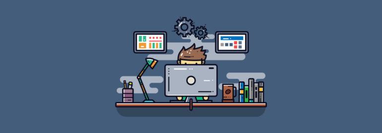 Обложка: Как десятиклассник устроился на работу программистом