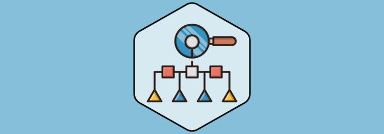 Обложка: Алгоритмы и структуры данных для начинающих: двоичное дерево поиска