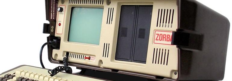 Обложка: Zorba: история провала ретро-компьютера