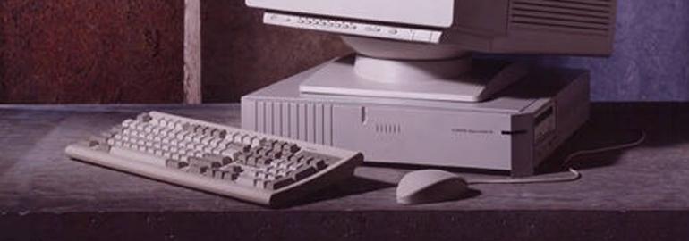 Обложка: Canon Object Station: рассказ о компьютере, который не смог