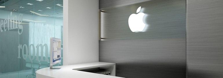 Обложка: Задача про акции Apple