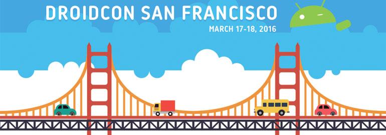 Обложка: Конференция по Android разработке Droidcon пройдет в Сан-Франциско