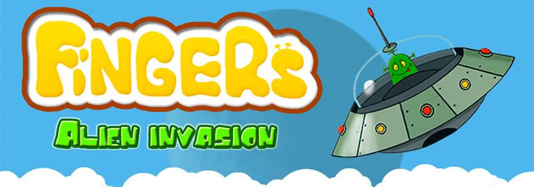 Обложка: Fingers: Alien Invasion — выводим формулу успеха мобильной казуалки