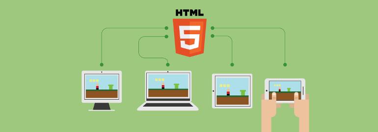Обложка: Бесплатные игровые движки на HTML5 и JavaScript