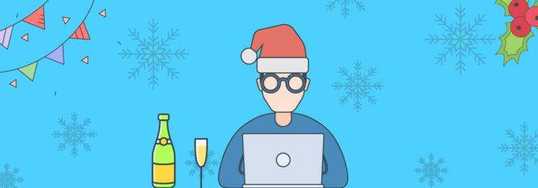 Обложка: Чем программисту заняться на новогодних праздниках: несколько вариантов увлекательного времяпрепровождения
