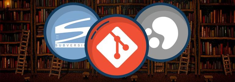 Обложка: 4 книги о системах контроля версий, которые дадут о них полное представление