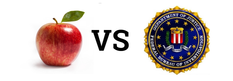 Обложка: Спор Apple с FBI