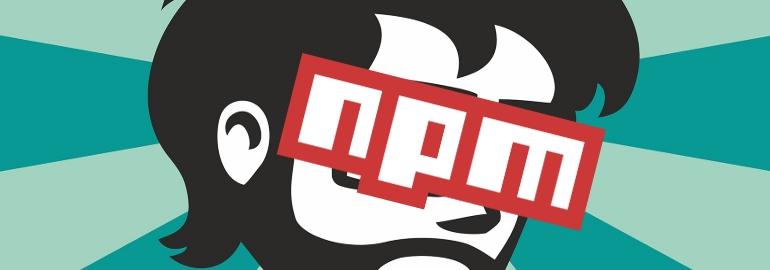 Обложка: Самые (бес)полезные JavaScript пакеты: 7 с половиной NPM модулей, от которых смешно