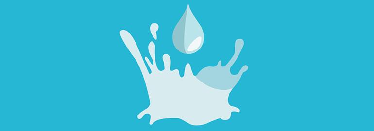 Обложка: Задача про воду, накапливающуюся между стенами