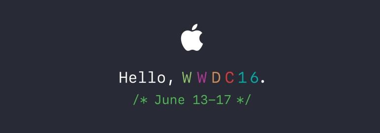 Обложка: Презентация для программистов Apple WWDC 2016: что нас ждет и где смотреть на русском