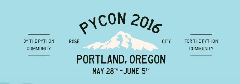 Обложка: Самые интересные доклады с PyCon 2016