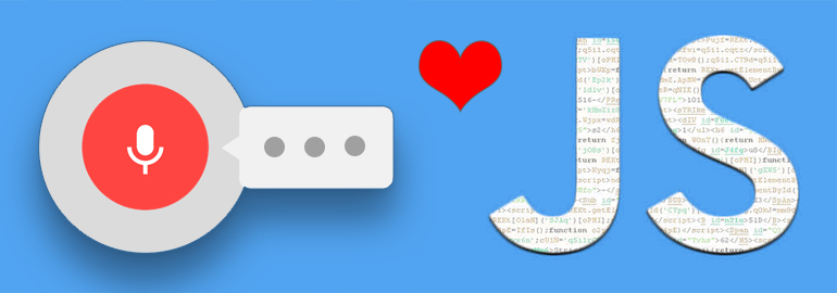 Обложка: Распознавание голоса и чтение текста в браузере в 3 строки на JavaScript: демонстрация и примеры кода