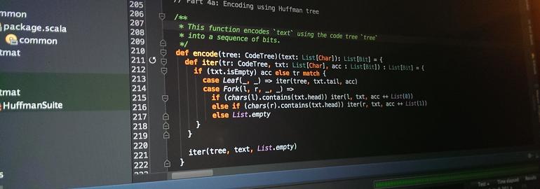 Обложка: Примеры кода, синтаксически валидного и одинаково работающего в нескольких языках