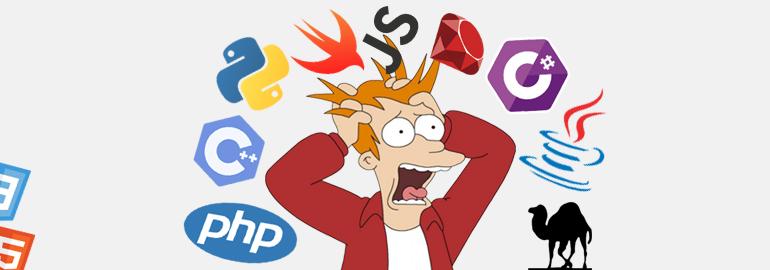 Обложка: Какие языки программирования сейчас наиболее перспективны для изучения? — Отвечают эксперты Tproger