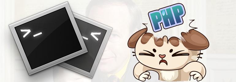 Обложка: Разработка консольных приложений и автоматизация задач на PHP: старый добрый язык как знакомая замена Bash