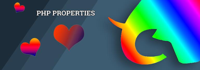 Обложка: Хватит создавать геттеры и сеттеры: обзор пакета PHP Properties, расширяющего язык