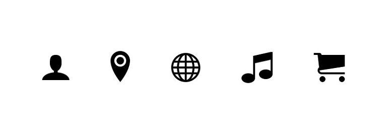 Обложка: 5 советов по грамотному использованию иконок в интерфейсе
