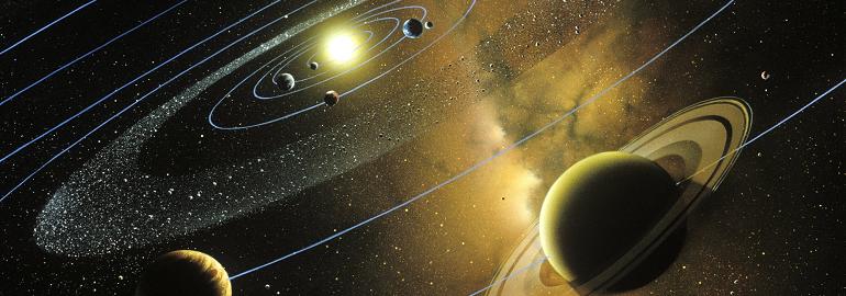 Обложка: Создаём Солнечную систему на чистом CSS3. Часть третья. 3D-преобразования
