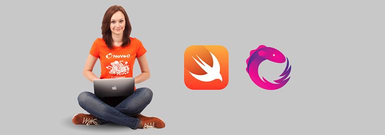 Обложка: Знакомство с RxSwift: примеры кода реактивного программирования на языке Swift