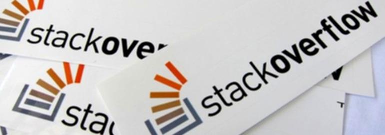 Обложка: Топ тегов на Stack Overflow с 2010 по 2017 год в реальном времени