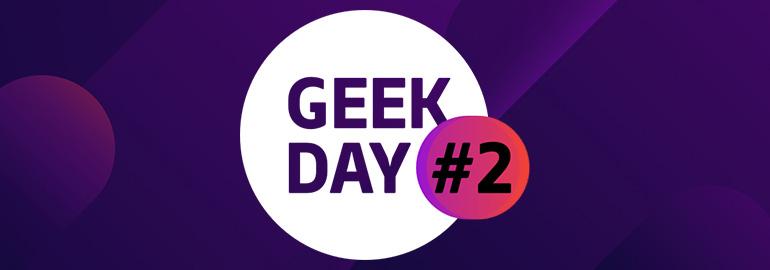Обложка: Запись трансляции GeekDay Evolution — конференции для тех, кто хочет строить карьеру или запустить стартап в IT