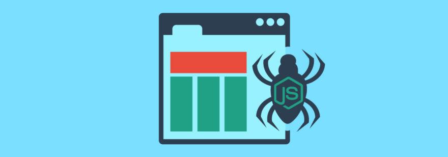 Обложка: Парсинг сайтов при помощи Node.js: краткое руководство с примерами