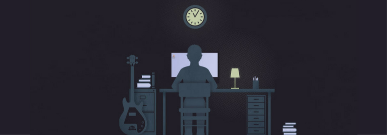 часы работы программиста