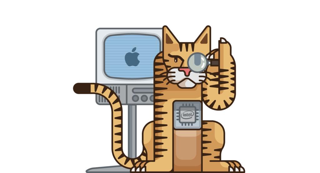 macOS tiger