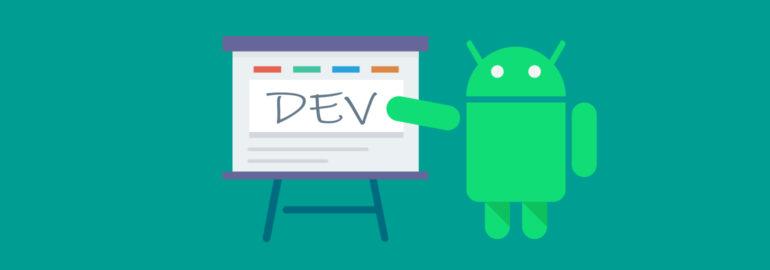 Обложка: Большая подборка ресурсов для изучения Android-разработки