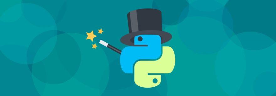 Обложка: Хитрые приёмы на Python