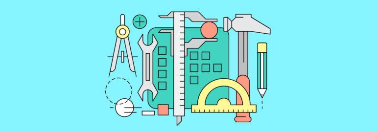 Обложка: Список инструментов разработчика JavaScript