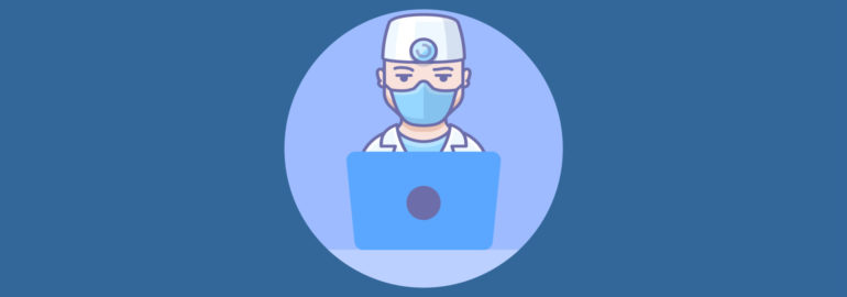 Обложка: Если бы врачи были программистами