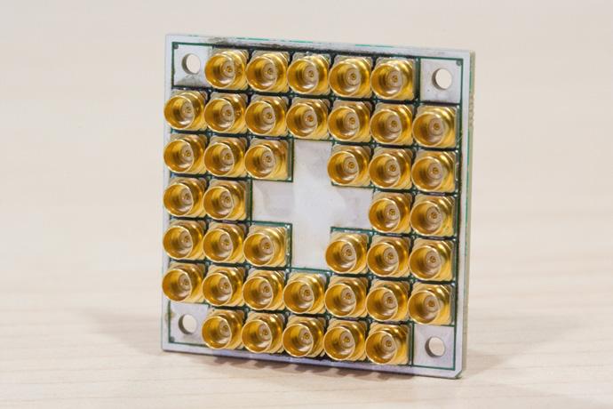 17-кубитный процессор Intel