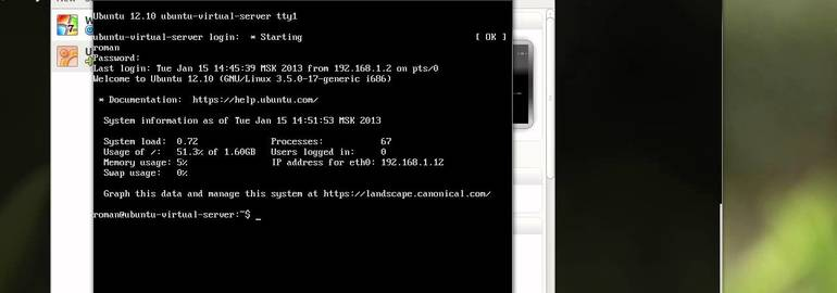 Обложка: Курс «Научись Linux»