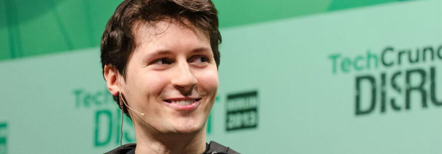 Обложка: Создадим стенку для Дурова