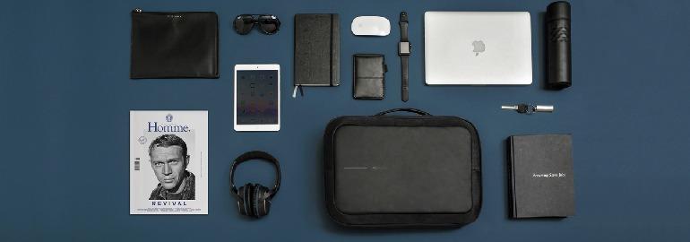 Обложка: Обзор нового рюкзака для гиков Bobby Bizz: деловой стиль и защита от воров