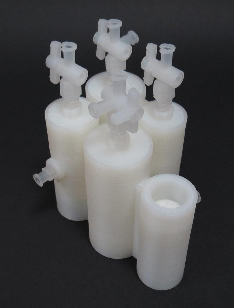 Реактор для создания баклофена