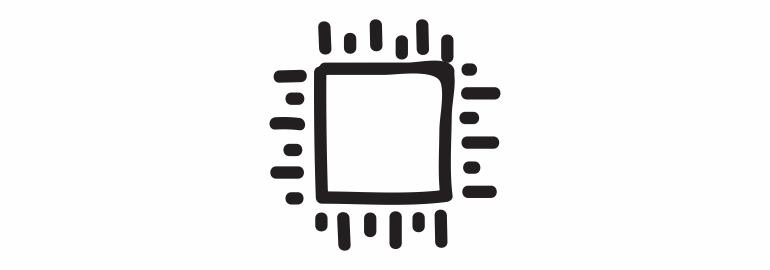 Обложка Яндекс: чип для нейросети