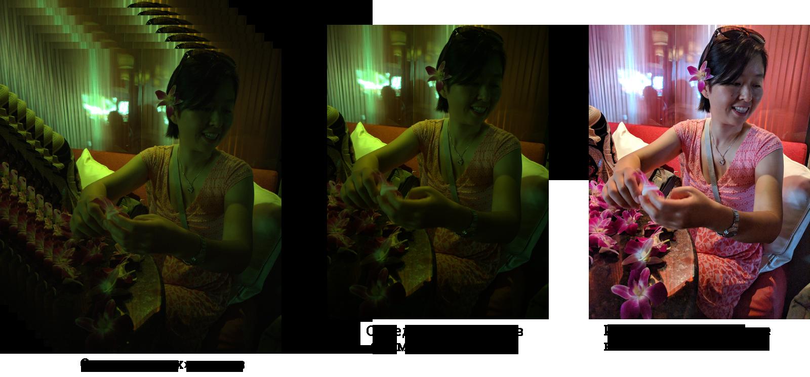 Фото в HDR+: входные данные, промежуточный и итоговый результат обработки