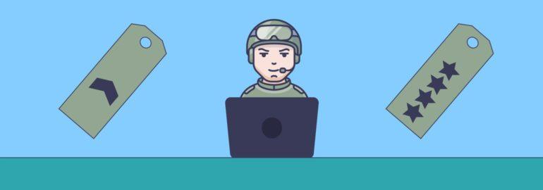 Обложка: Рядовой или генерал: кто ты в армии программистов