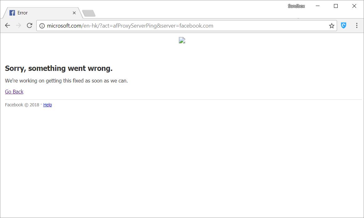 пример «опасного» запроса в браузере