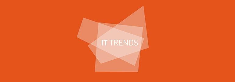логотип IT Trends
